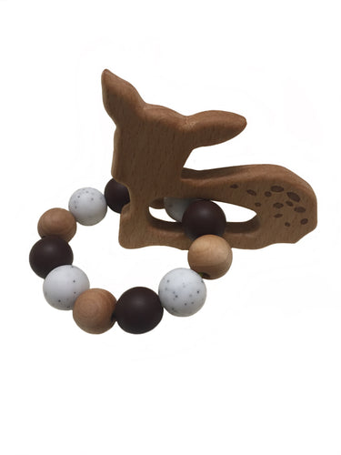 Deer teether (wood)