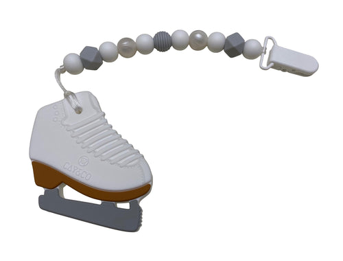 Figure Skate teether