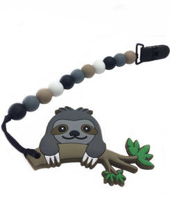 Sloth teether