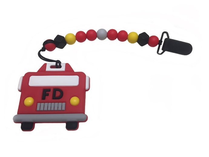 Fire Truck teether