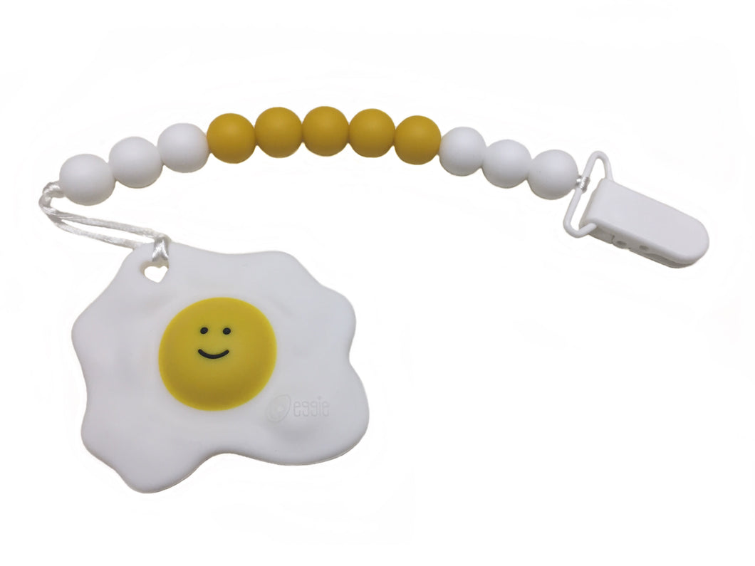 Egg teether