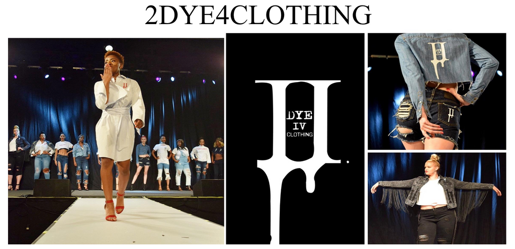 Portland 2DYE4CLOTHING - Now featured at S.6 boutique!