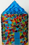 House of Many Colors -  Glass by artist Constance Patterson