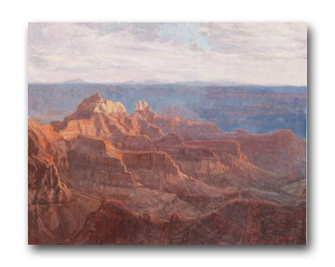 Grand Canyon - Oil Paintings by artist John Horejs