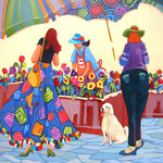 Pick Me - Acrylic Paintings by artist Carolee Clark
