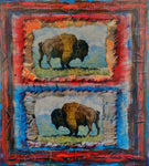 "Dave Newman - ""Two Bison"""