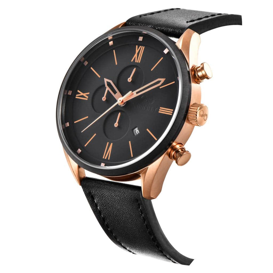 CS 05 ROSEGOLD + BLACK