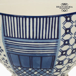 Taza Porcelana Estampado - Colección Kitchen's Deco by Bravissima Kitchen