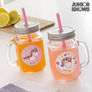 Jarritas Unicornio Junior Knows (Set de 2)