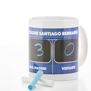Taza Marcador Real Madrid C.F.