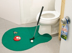 Juego de Golf para WC Gadget and Gifts