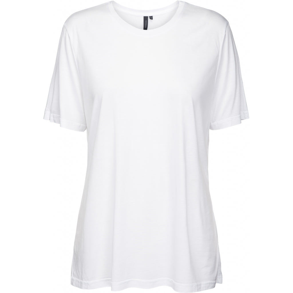 Peppercorn Taia T-Shirt T-Shirt 0001 WHITE