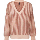 Peppercorn Trine pullover Pullover 4375 PINK SAND