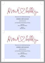 Load image into Gallery viewer, Gold Brunch and Bubbly Bridal Shower Invitation Instant Download Printable Editable Template DIY Bridal Shower Invite - JESSICA