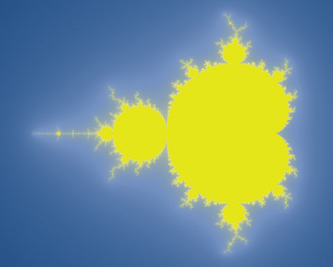 Lightbulb Mandelbrot set