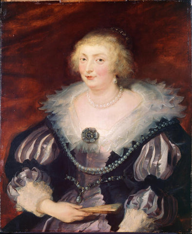 Portrait of a Lady by Rubens  Sir Peter Paul