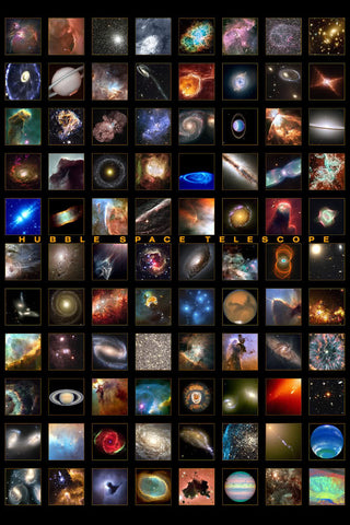 Snapshots of a Universe