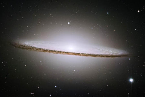 The Sombrero Galaxy (M104)