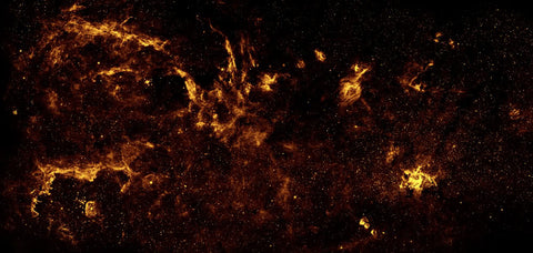Galactic Center Region in Near-Infrared from Hubble