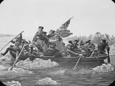 Crossing the Delaware