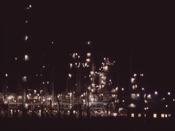 MOBIL REFINING PLANT OFF INTERSTATE 55