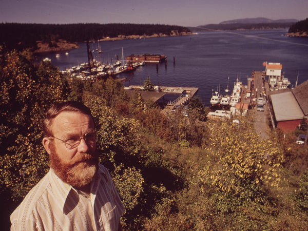 MR. CHARLES NASH  POSTMASTER OF FRIDAY HARBOR  IS LEADING A FIGHT TO BLOCK THE BUILDING OF A MAJOR CONDOMINIUM