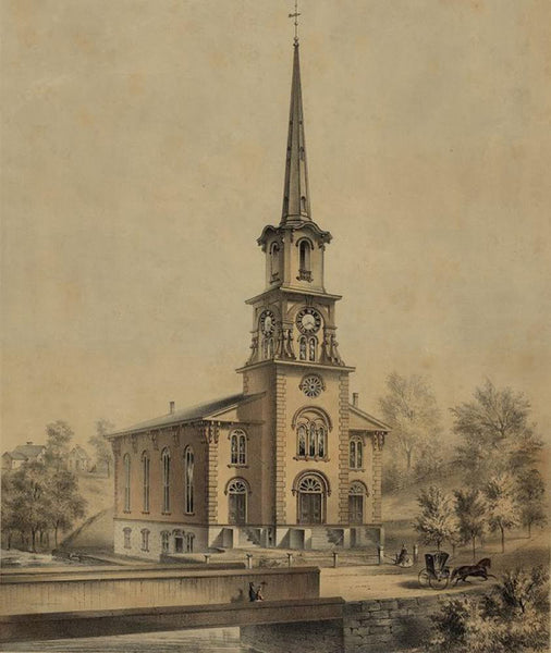Baptist meeting house Phenix R.I.