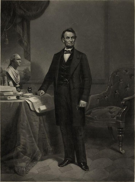 Abraham Lincoln. President of the United States