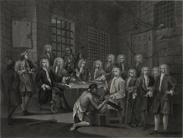 Bainbridge on trial for murder by a committee of the House of Commons