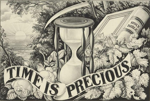 Time is precious