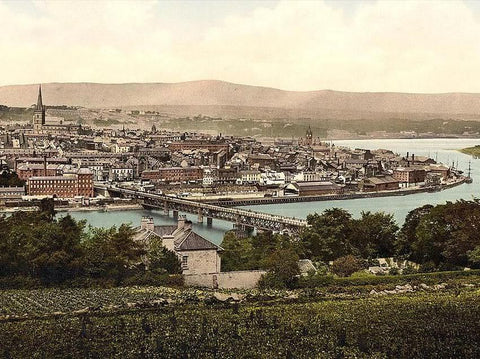 Londonderry. County Derry Ireland
