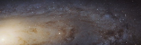 High Definition of the Andromeda Galaxy