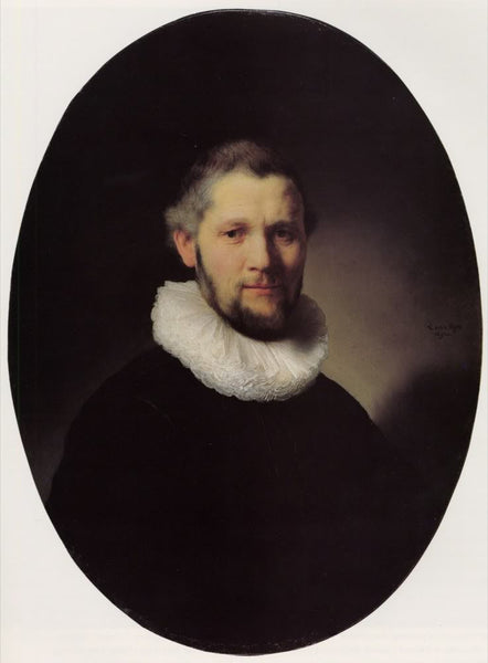 Portrait of a Man (1632) by Rembrandt