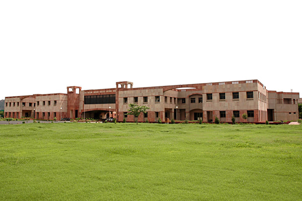 New Administrative Block
