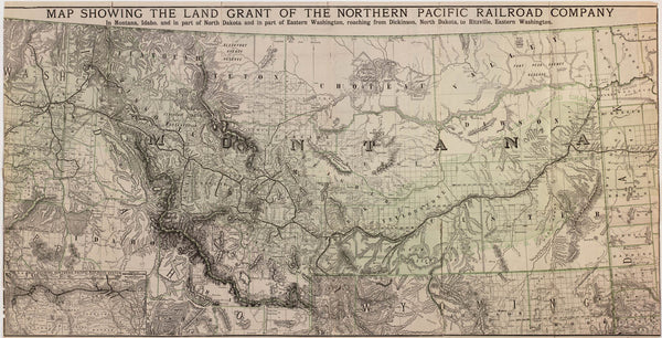 NorthernPacificLandGrant