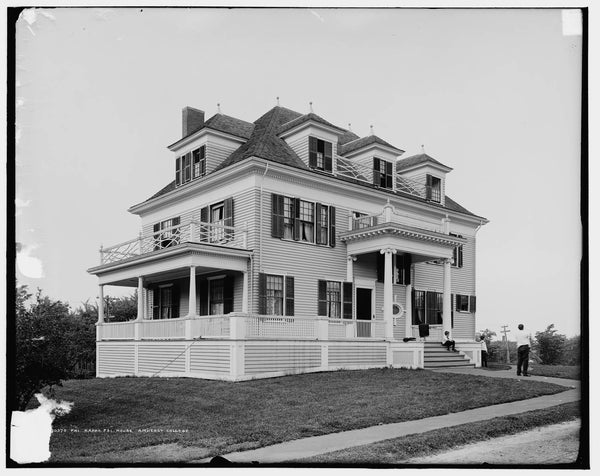 Phi Kappa Psi House  Amherst College - LOC 4a22592a