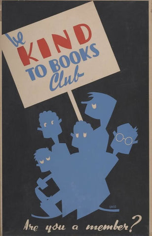 Be kind to books club Are you a member?