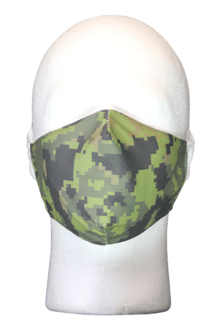 Cad Pat Camo Face Mask