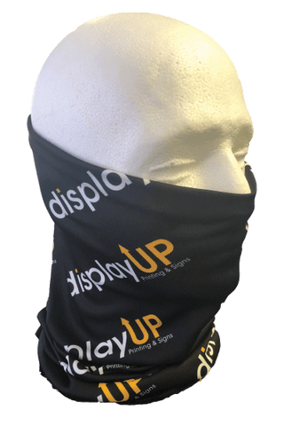 Custom Printed Neck Gaiter Buff