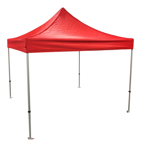 Vendor canopy Tent - Red