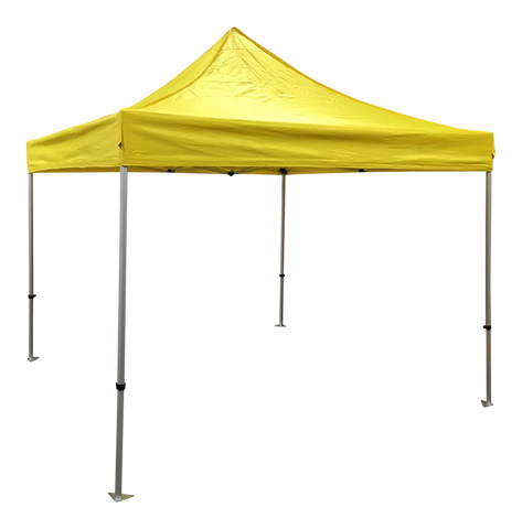 Vendor canopy Tent - Yellow