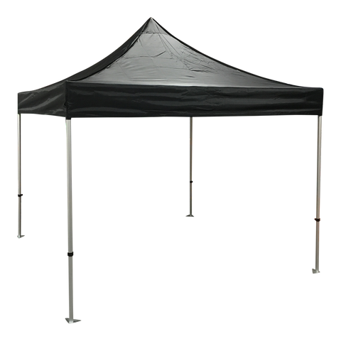 Vendor canopy Tent - Black