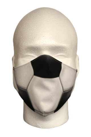 Soccer ball Mask