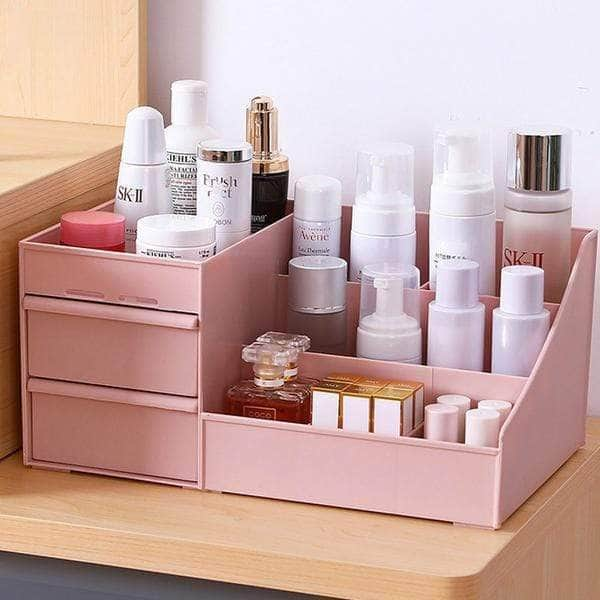 Cosmetic Storage Box Makeup Organiser - TidyTown
