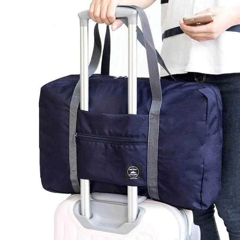 Foldable Large Water Resistant High Capacity Travel Bag - TidyTown