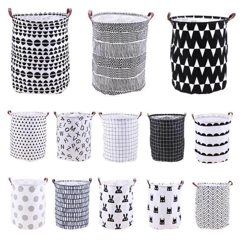 Foldable Laundry Basket - TidyTown