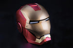 Iron Man Mark VII 1:1 Voice Control Wearable Helmet