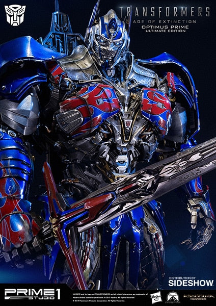 Optimus Prime Ultimate Edition