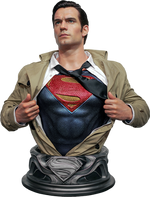 Superman Life-Size Bust