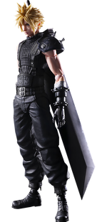 Cloud Strife (Version 2)